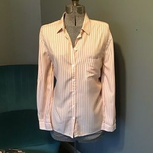 beachlunchlounge   Striped Button Up